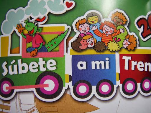 """Miércoles 25/02/15 - 18:00h Colegio Lope de Vega Súbete a mi Tren- Teatro infantil """"Con Fuenli nos gusta Fuenlabrada"""""""