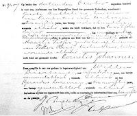 Kooij, Johannes C. Geboorteakte 12-10-1900 Rotterdam.jpg