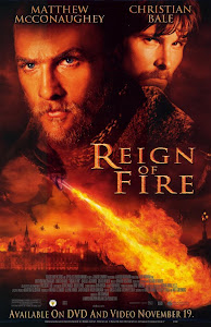 Rồng Lửa - Reign Of Fire poster