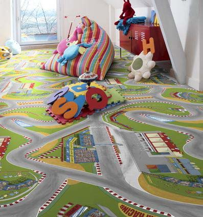 suelos de vinilo para decoracion infantil