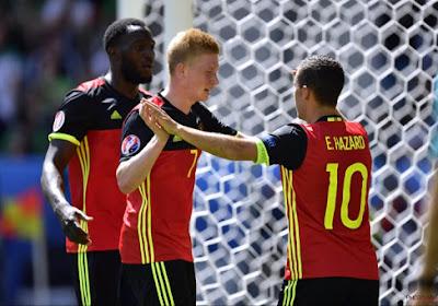 Etrange UEFA: De Bruyne et Hazard ont réalisé un meilleur Euro que CR7