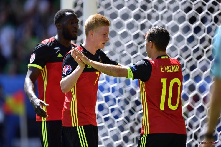 Baromètre de l'Euro: Un Belge pique la première place à Bale