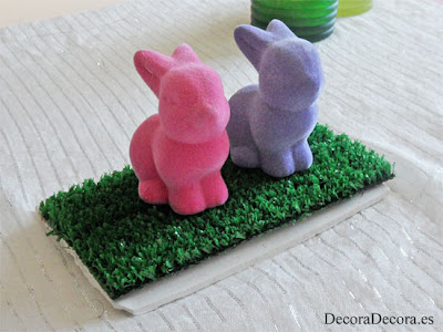 Centro para decorar en Pascua