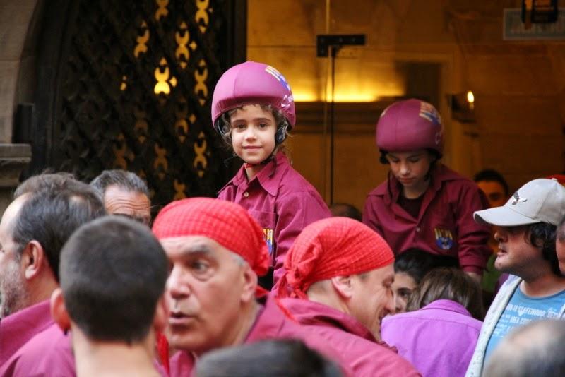 19è Aniversari Castellers de Lleida. Paeria . 5-04-14 - IMG_9507.JPG