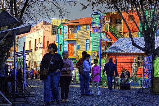 La Boca: Buenos Aires' Colorful District | Amusing Planet