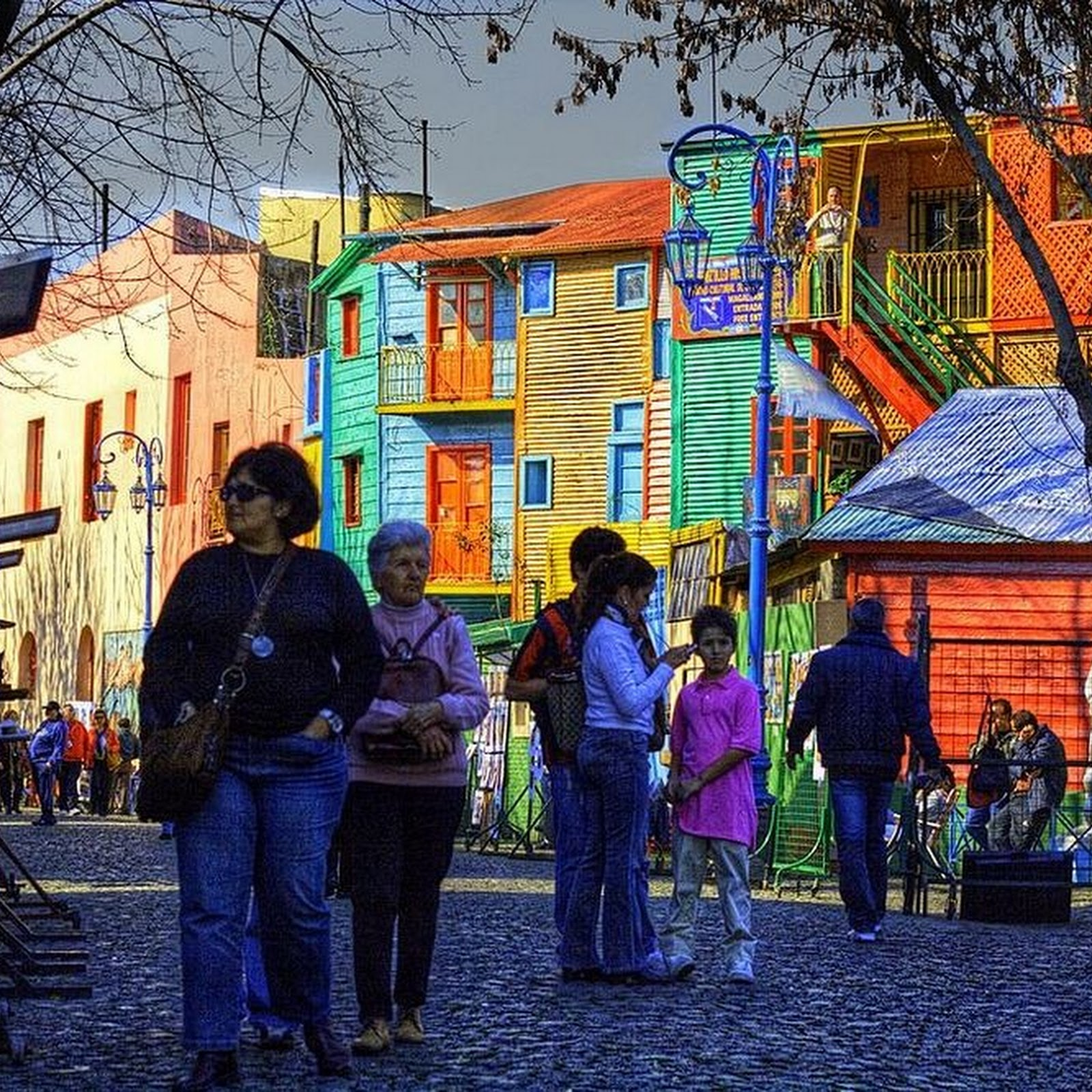La Boca: Buenos Aires' Colorful District