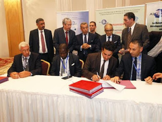 Signature de contrats de 145 millions usd entre l'Algérie et 2 pays africains
