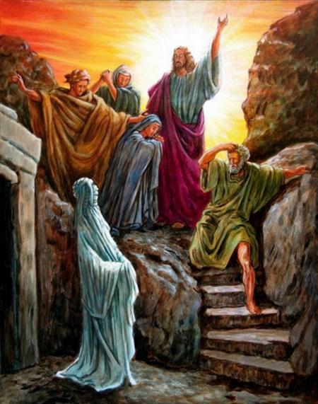 Dieva vārds augšāmceļ no mirušajiem
