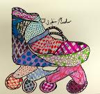 Rollerblades by Sophia