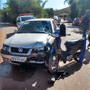 Idoso morre em acidente de trânsito em Esperantinópolis.