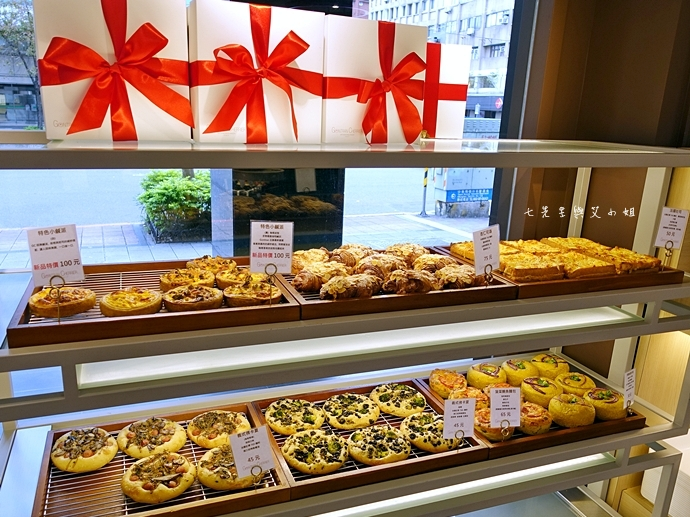 7 Gontran Cherrier Bakery Taipei 限購6個法國超人氣排隊可頌 食尚玩家 台北大雞大利食來運轉特別企劃