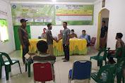 Problem Solving Bhabinkamtibmas Polsek Teluk Mengkudu Di Desa Sentang