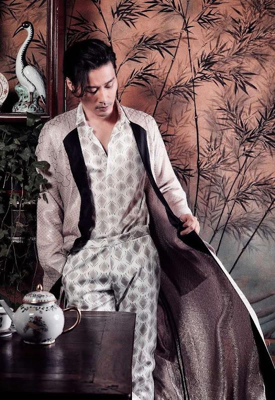 Cheng Haofeng China Actor