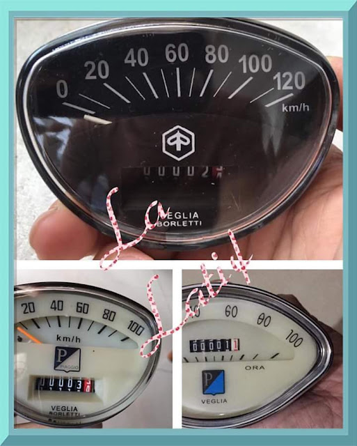 Lapak Part Speedo meter Vespa Ori Import