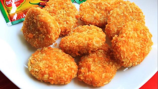 cara buat nugget ikan lele