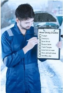 male-mechanic-shows-winter-driving-tips-image-wearing-blue-uniform-showing-studio-isolated-white-background-78238721