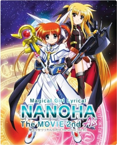 Magical Girl Lyrical Nanoha The Movie 2nd DvdRip Subtitulada 2012