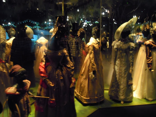 Clothing display at the Museum of London. From Best Museums in London and Beyond