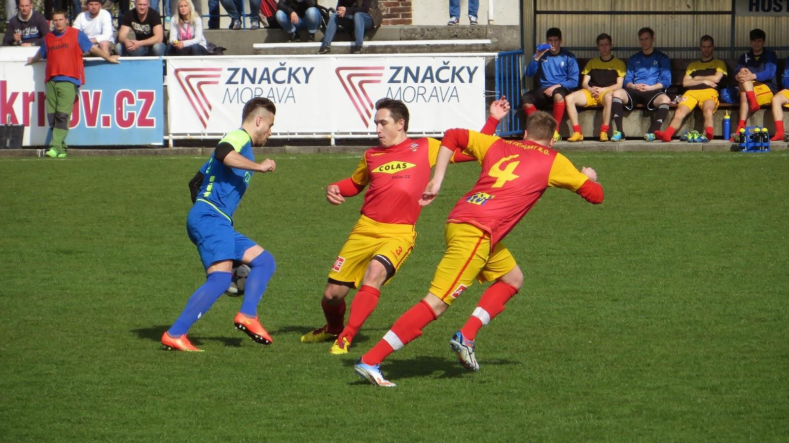 FK Krnov - 1. BFK (2:0)