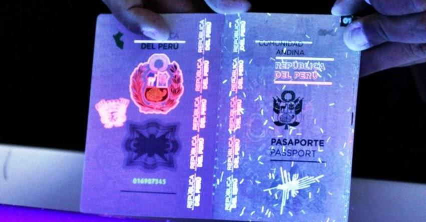 MIGRACIONES: Este domingo 10 de octubre suspenderán emisión de pasaportes electrónicos en todas las sedes - www.migraciones.gob.pe