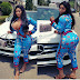 Bursty instagram celebrity roman Goddess shows off her asset in 1million naira Gucci suit