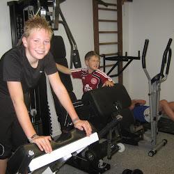 Opstart af ungdomsvintertræning