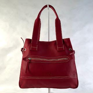 Hogan NEW Red Bag