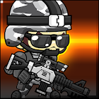 LOSTGUNS: 2D pixel online Shooting game, PVP icon