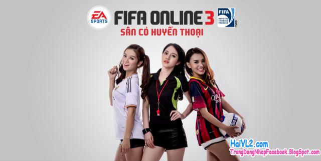 hướng dẫn tải game bóng đá FIFA ONline 3 từ trang chủ