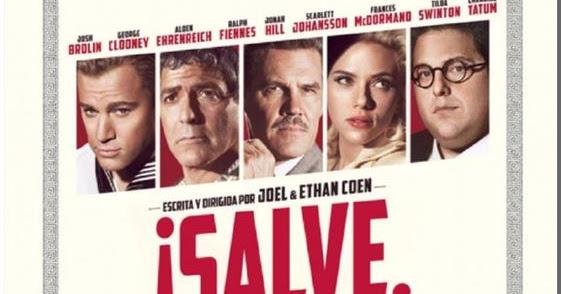 Salve cesar fecha de estreno argentina poster latino for Espectaculos argentina 2016