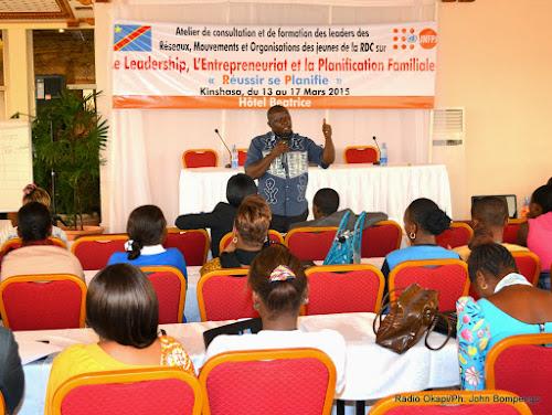 RDC : 650 000 grossesses non désirées évitées grâce aux méthodes contraceptives