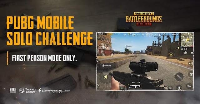 Pubg Mobile'da FPS Kamera Açısı Etkinliği