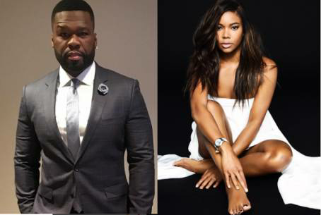 Gabriel Union ' comes for' 50 cent after vowing 'Power' will take over BET
