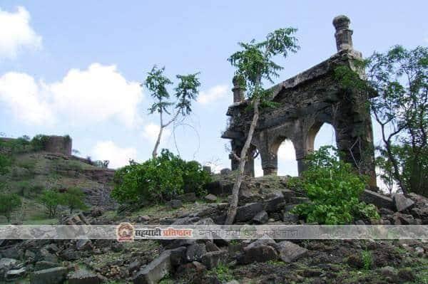 दौलतमंगळ किल्ला – Daulatmanagal Fort