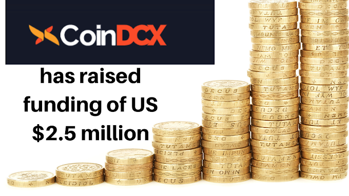 Good News India's Cryptocurrency Exchange CoinDCX has secured a US$2.5 million strategic investment 😇