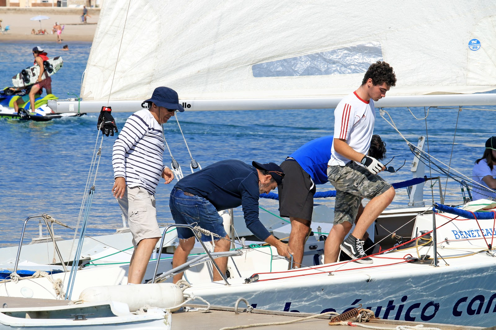 5ª Prueba Trofeo Primer Semestre - Vela Crucero