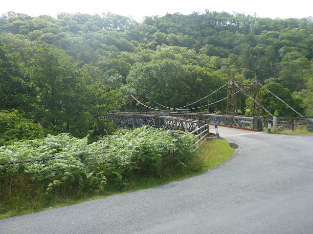 Elan valley bridge