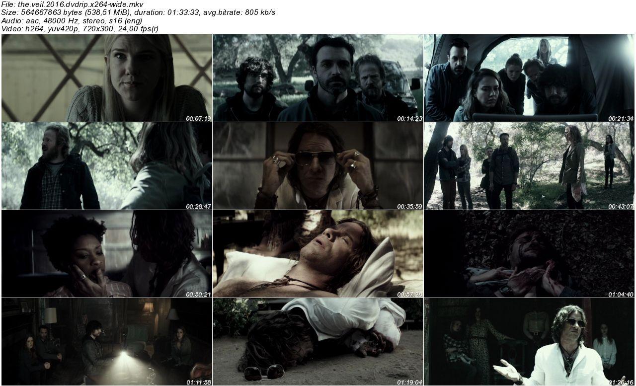 The Veil - 2016 DVDRip x264 - Türkçe Altyazılı Tek Link indir