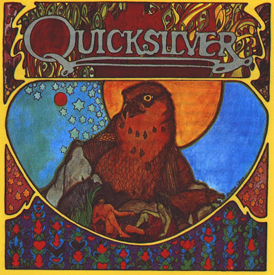 Quicksilver Messenger Service ~ 1971 ~ Quicksilver