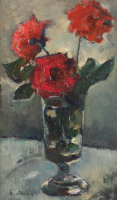 Gheorghe Petrașcu - Trandafiri