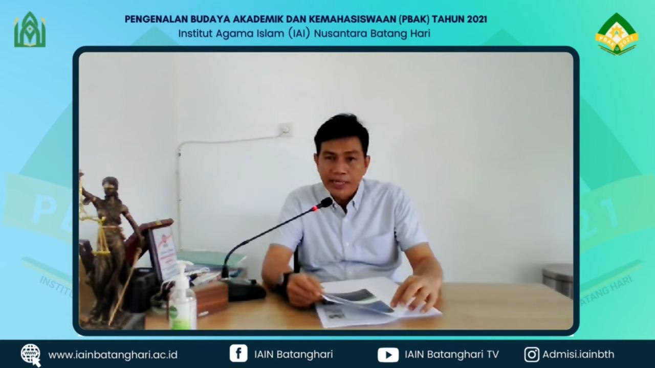 Bupati Batanghari Ajak Mahasiswa IAI-Nusantara Gali Potensi Lokal