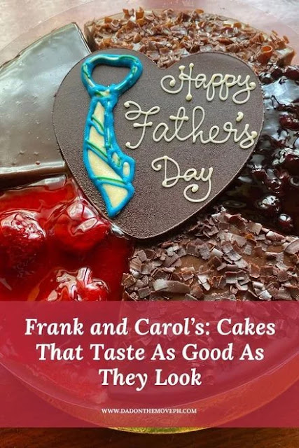 Frank and Carol's cake review