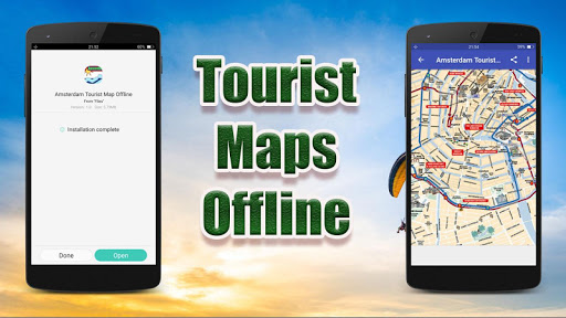 Portugal Tourist Map Offline ss2