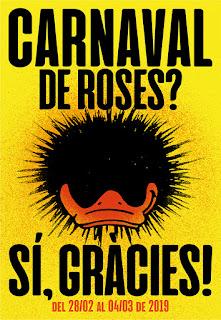 PROGRAMACIÓ CARNAVAL ROSES 2019