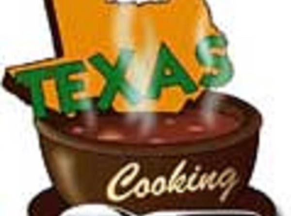 Texas Fudge...right!!! Recipe