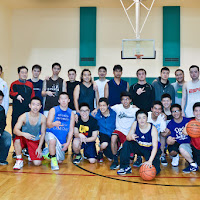 Actives vs Alumni Basketball Game