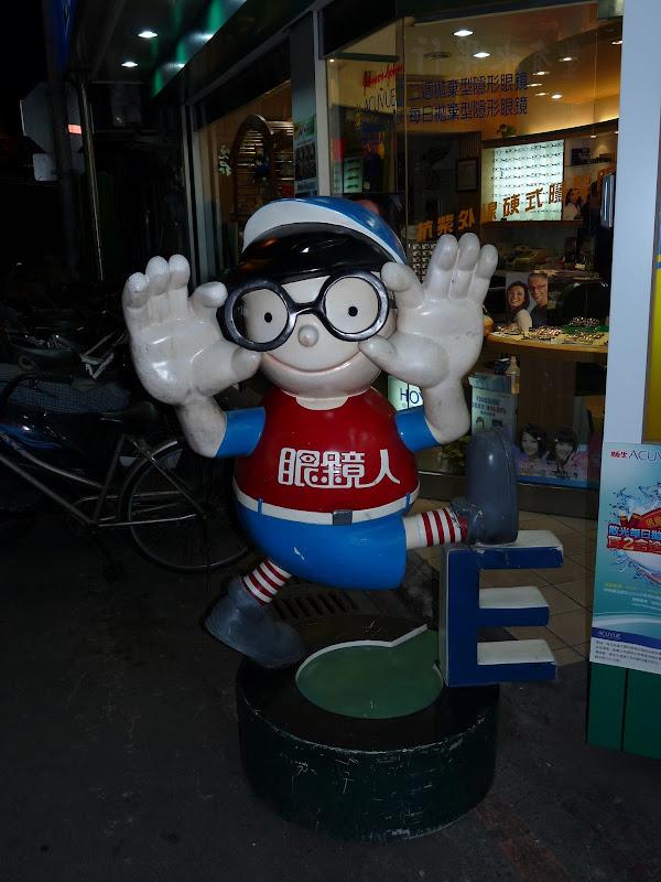 Taipei. Près du métro Taipower