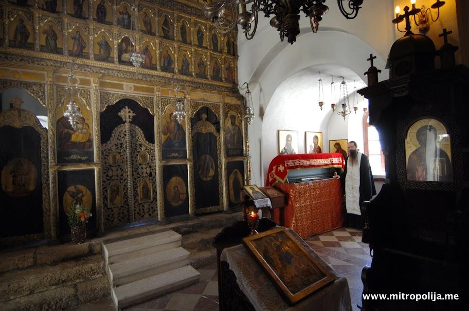 ZCH_4017 Всемирното Православие - ЦЕТИНСКИЯТ МАНАСТИР – ДУХОВНИЯТ ЦЕНТЪР НА ЧЕРНА ГОРА