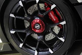 Nissan IDx Nismo Wheels