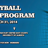 Volleyball Training Program March 31, 2014